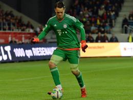 Lucic verl�sst Bayerns Amateure Richtung England
