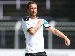 Mannheim ernennt Fink zum Spielführer