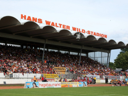 Bayreuth im Saaser Waldstadion