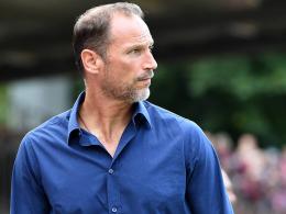 Oberhausen entl�sst Coach Zimmermann