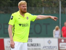 Hallescher FC verpflichtet Franke
