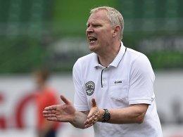 Bayreuth entl�sst Trainer Starke