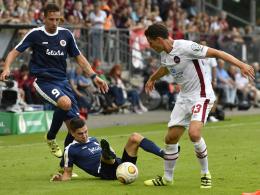 Viktoria Köln - 1. FC Nürnberg