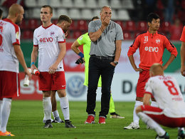 Für den Moment enttäuscht, für die Zukunft zuversichtlich: OFC-Trainer Oliver Reck.