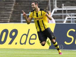 Al Ghaddioui zum Nationalteam - Bonn-Spiel verlegt