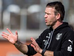 Neustrelitz-Coach Duray suspendiert N'Diaye
