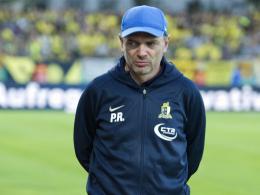 Trier und Trainer Rubeck trennen sich