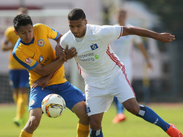 Scorer Daouri fehlt: Kunert freut