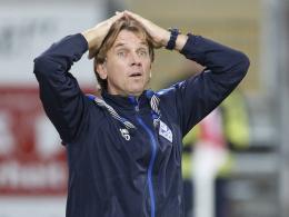 Waldhof-Coach Gerd Dais