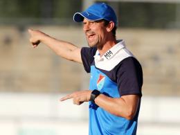 Steinbach-Coach Mink will die Serie verteidigen