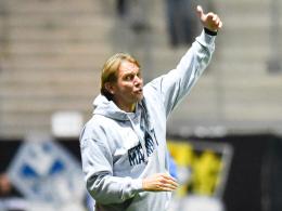 Waldhof verliert Anschluss an Relegationsplätze