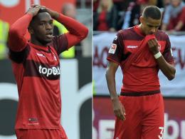 Trotz Osawe und Glatzel: FCK II tritt auf der Stelle