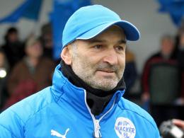 Ungeschlagener Piplica bleibt vorerst Wacker-Coach