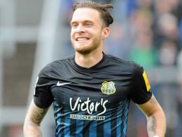FCS-Torjäger Schmidt trifft auch im Landespokal