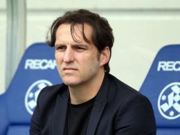 Stuttgarter Kickers trennen sich von Zeyer