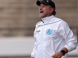 Stuttgarter Kickers beurlauben Trainer Kaminski