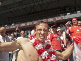 Rückkehrer Cebe spielt künftig für Düsseldorf II