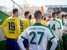 Chemie gegen Lok: RL Nordost beginnt mit Leipziger Derby