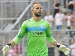 Stuttgarter Kickers verpflichten Ortag