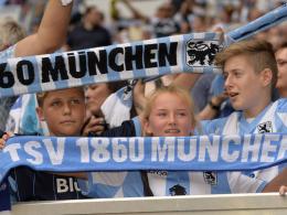 1860 München verlangt Bundesliga-Preise für Dauerkarten