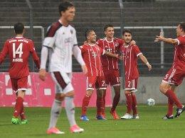 Trotz Rot: Awoudja spielt dem FCB in die Karten