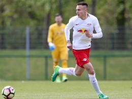 Franke wechselt zu Wolfsburgs U 23