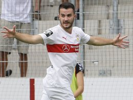 VfB Stuttgart II: Ripic löst Vertrag auf