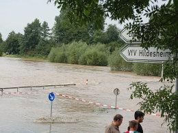 Hochwasser verhindert Hildesheim-Auftakt