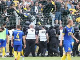 Zickert entscheidet Leipziger Derby mit Nebengeräuschen