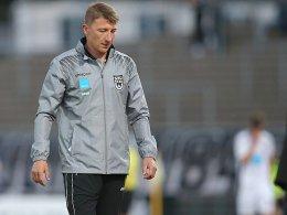 Ulms Trainer Baierl schmeißt hin