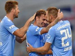 Landespokal: Die Löwen müssen nach Bayreuth