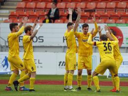Bayreuths Pokalspiel gegen die Löwen terminiert