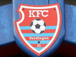 KFC Uerdingen strebt mit Macht zurück nach oben