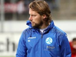 Stuttgarter Kickers trennen sich von Trainer Kaczmarek