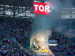 1860 verurteilt Fans für Abbrennen von Pyrotechnik