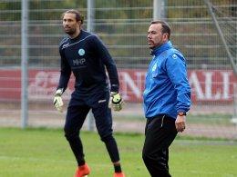 Neu in Stuttgart: Varvodic heuert bei Kickers an
