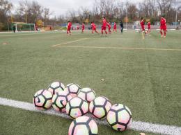 Freundschaftsspiele der chinesischen U 20 ausgesetzt