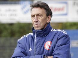 Bis 2019: Coach Heyne bleibt in Norderstedt