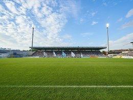 Sanierung des Grünwalder Stadions steht bevor