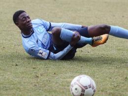 Stuttgarter Kickers: Auch Diakité verletzt