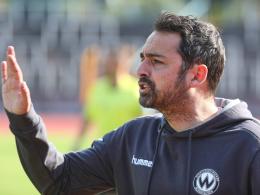 Burghausens Coach Mölzl
