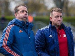 Halberstadt trennt sich von Sportlichem Leiter