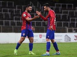 Spieltage 22 bis 27 in der Regionalliga West terminiert