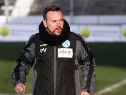 Kickers: Vaz bleibt dauerhaft Trainer