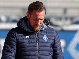 Mannheim in Not: Fink darf nicht Trainer bleiben