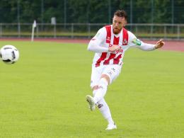 Stuttgarter Kickers holen Klauß aus Köln