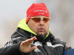 Luckenwalde-Coach Thoß: