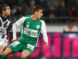 Kickers Offenbach holt Österreicher Lovric