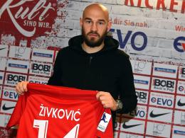 Offenbach verpflichtet Zivkovic