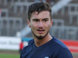 Topal kehrt zum Wuppertaler SV zurück